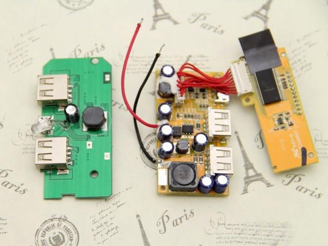 劣质电路板与正规厂商的电路板对比